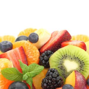 Fruits - Früchte