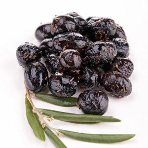Olives à la greque