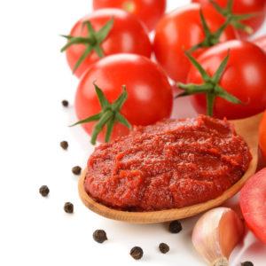 Produits de la tomate
